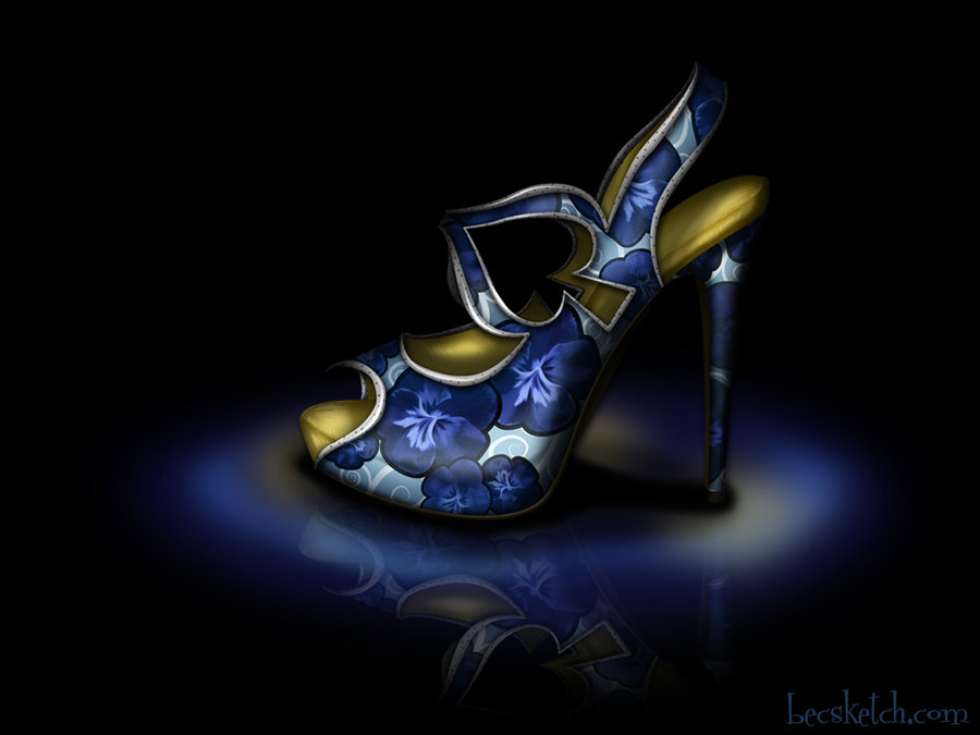 alice_ispired_shoe___disney_sole_by_becsketch-d53hoob